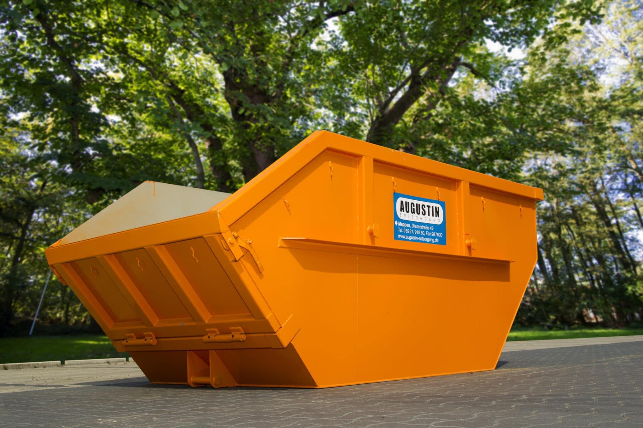 container f r holz a i iii augustin entsorgung. Black Bedroom Furniture Sets. Home Design Ideas