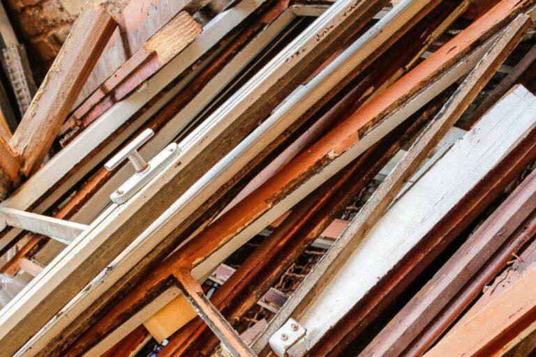 Holz schadstoffbelastet