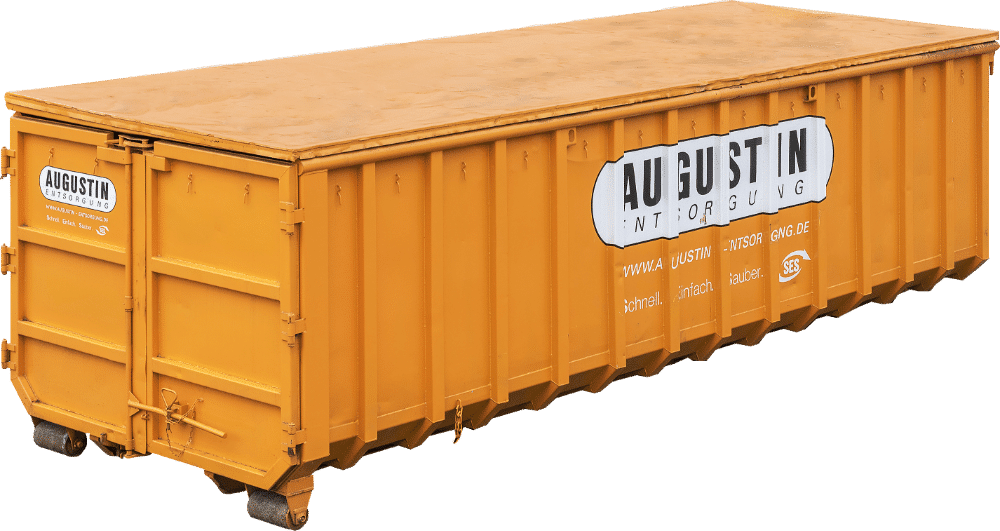 Abrollcontainer 20 m³