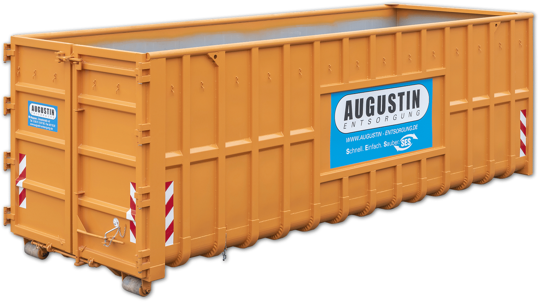 Abrollcontainer 30m³