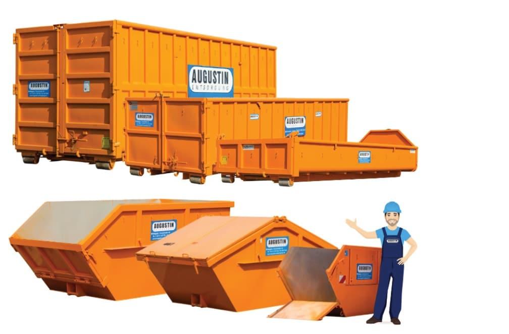 Wir bieten für Ihre Entsorgungssituation die passenden Behälterlösungen.