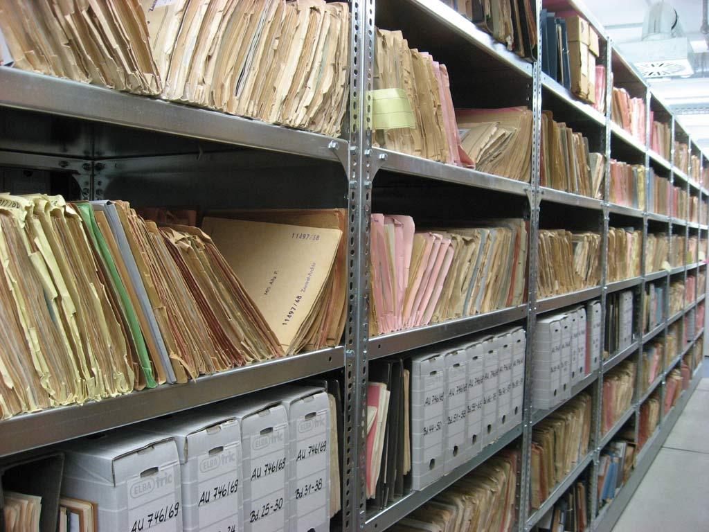 Augustin Entsorgung Aktenvernichtung Archiv räumen