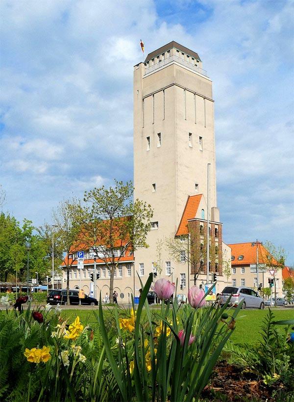 Augustin Entsorgung Aktenvernichtung in Delmenhorst Wasserturm