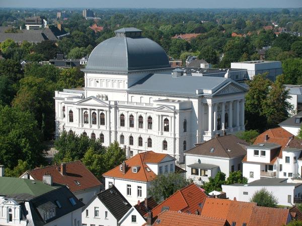 Augustin Entsorgung Aktenvernichtung in Oldenburg Theater