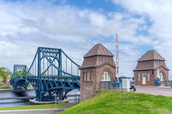 Augustin Entsorgung Aktenvernichtung in Wilhelmshaven Kaiser-Wilhelm-Brücke